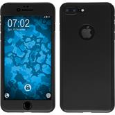 Hardcase iPhone 7 Plus 360° Fullbody schwarz