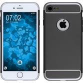 Hardcase iPhone 7 snap-in schwarz