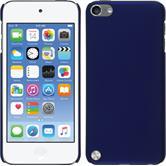 Hardcase iPod touch 5 / 6 gummiert blau