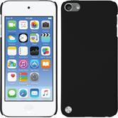 Hardcase iPod touch 5 / 6 gummiert schwarz