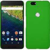 Hardcase Nexus 6P gummiert grün
