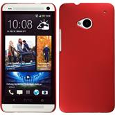Hardcase for HTC One  red