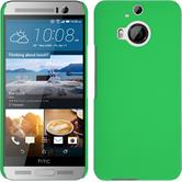 Hardcase for HTC One M9 Plus rubberized green