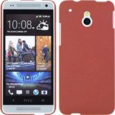 Hardcase for HTC One Mini vintage red