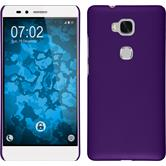 Hardcase für Huawei Honor 5X gummiert lila