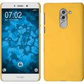 Hardcase Honor 6x rubberized yellow