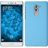 Hardcase Honor 6x rubberized light blue