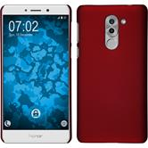 Hardcase Honor 6x rubberized red