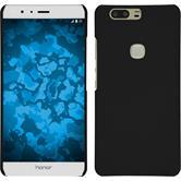 Hardcase Honor V8 gummiert schwarz