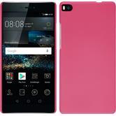 Hardcase P8 gummiert pink