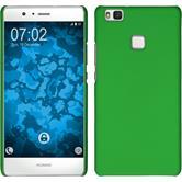 Hardcase P9 Lite gummiert grün