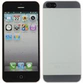 Hardcase for Apple iPhone 5 / 5s matt transparent