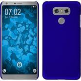 Hardcase G6 gummiert blau