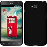 Hardcase for LG L90 Dual rubberized black