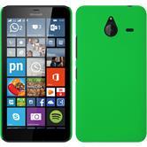 Hardcase Lumia 640 XL gummiert grün