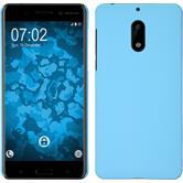 Hardcase 6 rubberized light blue