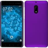 Hardcase 6 rubberized purple