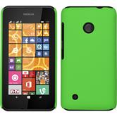 Hardcase for Nokia Lumia 530 rubberized green
