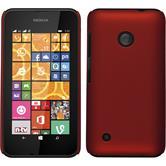 Hardcase Lumia 530 gummiert rot