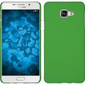 Hardcase Galaxy A5 (2016) A510 gummiert grün