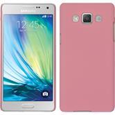 Hardcase Galaxy A5 (A500) gummiert rosa