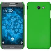Hardcase Galaxy J3 Emerge gummiert grün