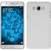 Hardcase Galaxy J7 (2016) J710 gummiert weiß