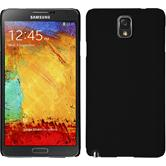 Hardcase for Samsung Galaxy Note 3 rubberized black