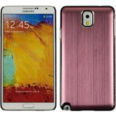 Hardcase for Samsung Galaxy Note 3 metallic pink
