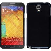 Hardcase Galaxy Note 3 Neo Lederoptik schwarz
