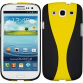 Hardcase for Samsung Galaxy S3  yellow