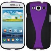 Hardcase for Samsung Galaxy S3  purple