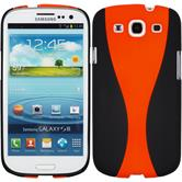 Hardcase for Samsung Galaxy S3  orange