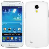 Hardcase Galaxy S4 Mini gummiert weiß