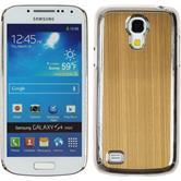 Hardcase Galaxy S4 Mini Metallic gold
