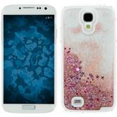 Hardcase Galaxy S4 Stardust rosa