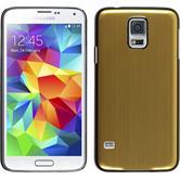 Hardcase Galaxy S5 Metallic gold