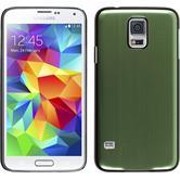 Hardcase Galaxy S5 Metallic grün
