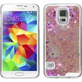 Hardcase Galaxy S5 Stardust rosa