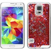 Hardcase Galaxy S5 Stardust rot