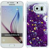 Hardcase Galaxy S6 Stardust lila