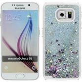 Hardcase Galaxy S6 Stardust silber