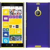 Hardcase for Nokia Lumia 1520 rubberized purple