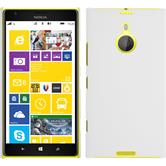 Hardcase for Nokia Lumia 1520 rubberized white