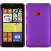 Hardcase for Nokia Lumia 625 rubberized purple