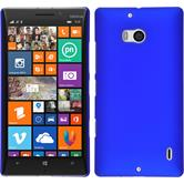 Hardcase for Nokia Lumia 930 rubberized blue