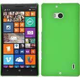 Hardcase for Nokia Lumia 930 rubberized green