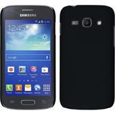 Hardcase for Samsung Galaxy Ace 3 rubberized black