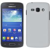 Hardcase for Samsung Galaxy Ace 3 rubberized white