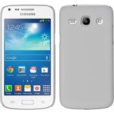 Hardcase for Samsung Galaxy Core Plus rubberized white